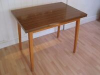 Lovely 1960s Vintage Kitchen / Dining Table - Excellent original condition
