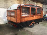 Vintage converted Caravan