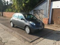 30 day Guarantee - Nissan Micra 1.2 SE 5 door - lovely condition - new MOT - just had full service