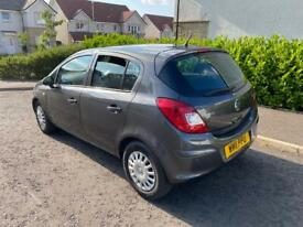 image for 2011 plate Vauxhall Corsa newer shape