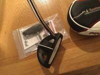 Ping Scottsdale 4 tr grayhawk putter adjustable