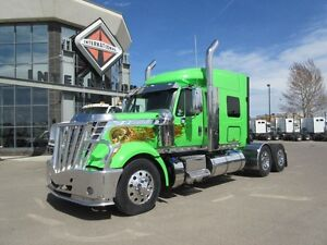 2015 International LoneStar SFA 6x4 73in Highrise