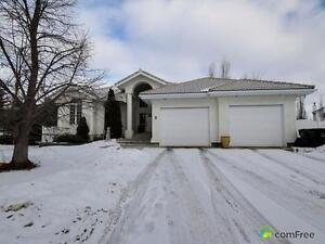 $849,900 - Bungalow for sale in Leduc