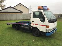 Toyota dyna recovery (automatic)