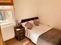 Ensuite double room including bills single occupancy only
