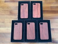 New Natural Wooden iPhone Case Cover for XS XR X 8 7