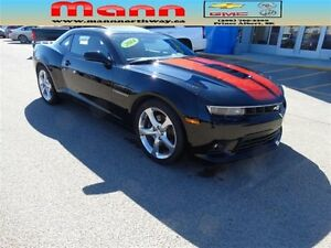 2014 Chevrolet Camaro 2SS -  PST paid, Sunroof, H.U.D., Remote s
