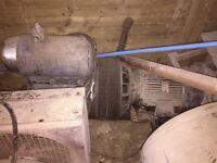 3 phase compressor