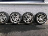 Alfa Romeo alloys