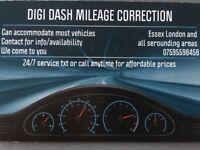 Mileage Correction Essex