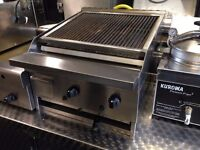 CATERING COMMERCIAL ARCHWAY CHARCOAL BBQ KEBAB GRILL RESTAURANT FAST FOOD KITCHEN BAR