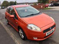 BARGAIN FIAT PUNTO ACTIVE SPORT 1.4 IDEAL FIRST CAR VERY CLEAN INSIDE AND OUT