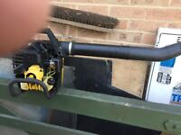 Mc Culloch leaf blower, spares or repair, reduced to go !
