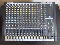 BEHRINGER EURORACK MX2642A MIXING DESK.
