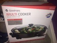 Goodmans multi cooker