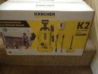 Karcher full control k2 home power washer