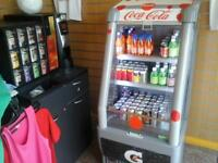 Cold drinks cabinet