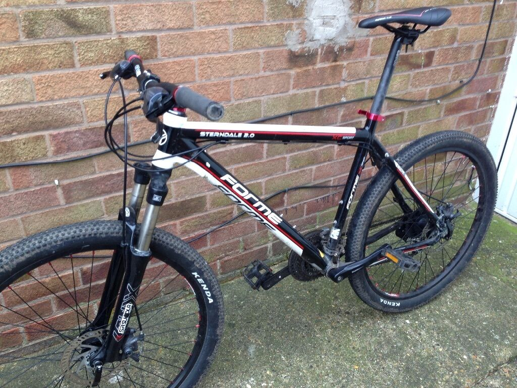 Forme Sterndale 2 0 2015 New Large Mountain Bike Not Carrera Gt