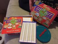 'Up a Bit' Picture Guesswork Game £2 (Used)