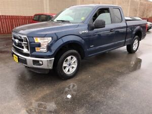 2015 Ford F-150 XLT, Crew Cab, Automatic, 4x4, Only 57, 000km
