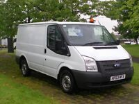 63 Reg Ford Transit 100 T260 (56,000 Miles) Finance Available. Fsh. Brand New Ply-Lined. 6 Speed Box