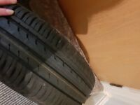 Corsa Spare Wheel with new Tyre