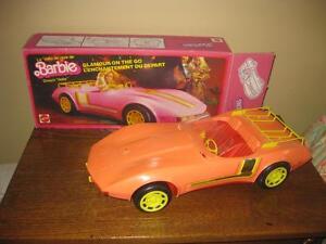 1980 Barbie Dream Vette