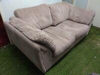 Cream double sofa need gone ASAP