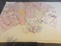 Job lot of baby girls clothes 4 of 4 20 items