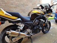Yamaha Fazer 600 sold