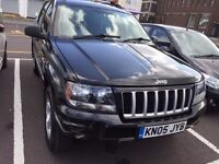 Jeep Grand Cherokee 2.7 CRD Sport Automatic 4x4 Black