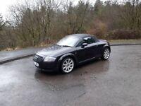 Audi, TT, Convertible, 2002, Manual, 1781 (cc), 2 doors