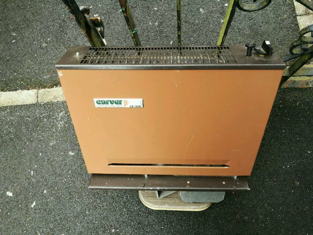 Carver Caravan Gas Heater Fire In Stoke On Trent