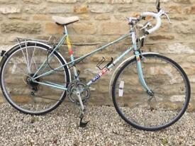 SERVICED PEUGEOT RETRO TOURING BIKE - FREE DELIVERY TO OXFORD!