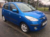 Hyundai i10 2010 60 Reg £30 year road tax. Runs and drives well