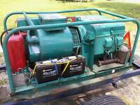 ***NEW PRICE*** Hercules Military 10KW 4cyl Generator