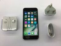 IPHONE 6 BLACK/ VISIT MY SHOP./ GIFT / UNLOCKED / 16 GB/ GRADE B / SHOP WARRANTY + RECEIPT