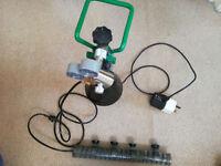 JBL ProFlora professional CO2 aquarium kit / setup for planted plants aquarium - worth over £200+