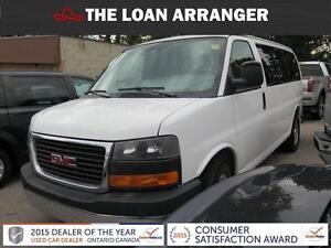 2013 GMC Savana LS G1500 AWD