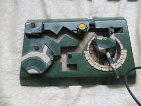 Airfix 1970s WWII gun emplacement models