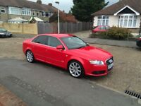 AUDI A4 TFSI S LINE QUATTRO. May PX.