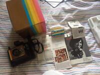 Polaroid camera lot