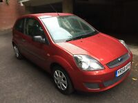 58 Plate Ford Fiesta 1.2 Style 2008 - **X4 New Tyres