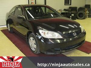 2005 Honda Civic SE Safetied New Clutch New Tires