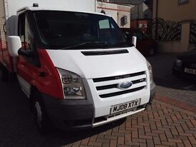 Ford Transit Luton 2008 2.4 TDCi 350 L Luton 3dr (DRW, LWB) | Great Condition | TAIL-LIFT