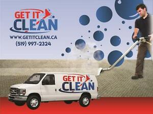 Get It Clean - Amazing Deals & Top Quality Truckmount Carpet Cleaning Service!
