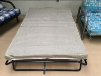 Fold away 4ft guest bed camp bed