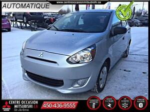 Mitsubishi Mirage Es Plus Automatique 2015