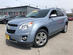 2014 Chevrolet Equinox LTZ AWD LEATHER SUNROOF BACKUP CAMERA