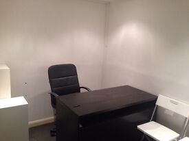 Separate office to let in Ilford, £75 per week inc bills